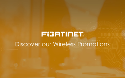 Fortinet Wireless Promotions (valid until 30/6)