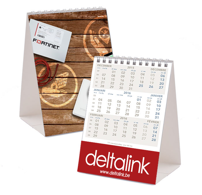 Get your deltalink calendar 2018 for free!