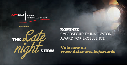 F-Secure Nominee Cybersecurity Innovator Award for Excellence