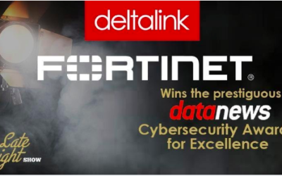 Fortinet wins Data News Cybersecurity Award for Excellence