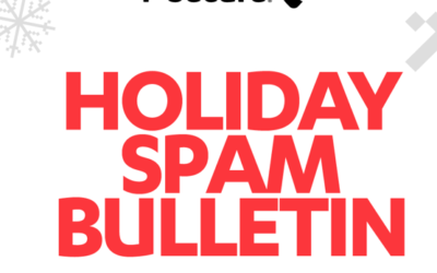 Failed delivery spam and other naughty things to watch this holiday season and, in 2019