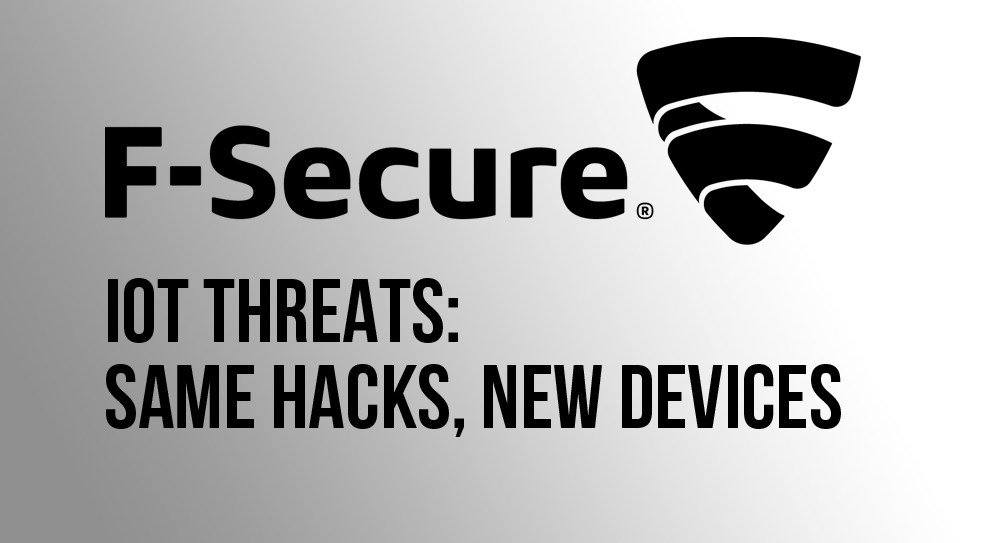 IoT Threats: same hacks, new devices
