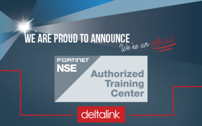 deltalink is now an official Fortinet Authorized Training Center (ATC)
