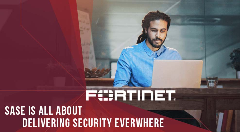 SASE is all about delivering security everywhere
