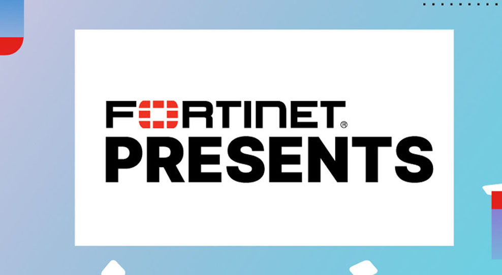 Fortinet presents