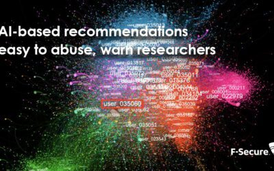 AI-based recommendations easy to abuse, warn researchers
